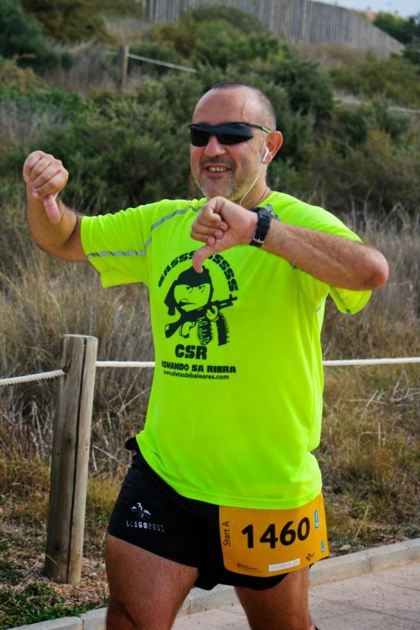 CSR Trail en Tui Marathon