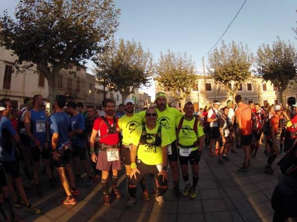 CSR Trail  en maraton de muntanya d'arta
