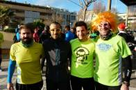 CSR en San Silvestre 2014 atletas de baleares