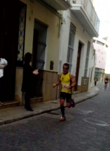 XV Mitja Marató del Samaruc, Algemesí